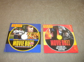 2 DVD Movie Buzz Fox 2003 Daredevil; Master Commander; Down w Love;Stuck... - $5.13