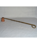 Brass Candle Snuffer with Copper Bell Head - $6.95
