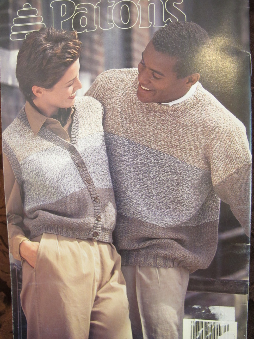 Patons Knitting Patterns Cardigans Sweaters and 50 similar items