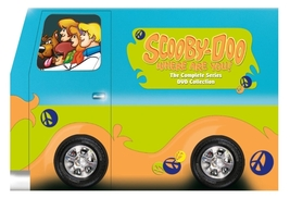 Scooby doo where are you  complete series season one three 1 3 new 8 disc dvd thumb200
