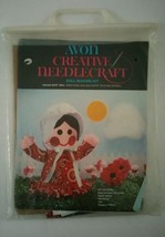 Avon Calico Kate Doll Making Kit 1973 Vintage C... - $9.89