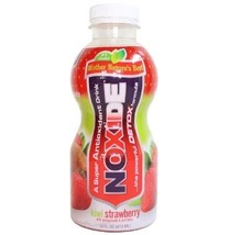 Noxide Detox Formula Antioxidant Drink: Kiwi Strawberry : 16 fl oz - $8.09