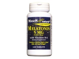 120 TABLETS EXTRA STRENGTH MELATONIN 5 MG 5000 ... - $9.85