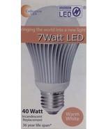 Collection LED 7W Warm White LED Light Bulb - $14.80