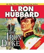 The Iron Duke by L. Ron Hubbard 2009 Espionage Spy 2 CD Unabridged Audio... - $10.99