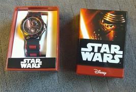 Star Wars Disney Watch Brand New with BOX - $237,09 MXN