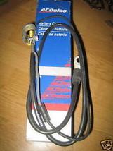 AC DELCO BATTERY CABLE P# 4F36P GM# 89020238 - $18.70