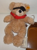Steiff Pirate Fynn Teddy Bear Plush Animal - $49.99