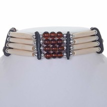 Handmade Apache Indian Bone Choker Native Style... - $38.99