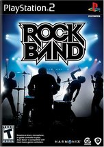 Rock Band - PlayStation 2 (Game only) [PlayStat... - $2.95
