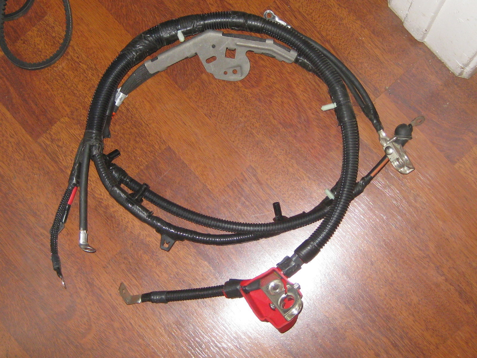 Ford motor company wire harness p w t b