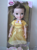 """Disney Store Exclusive 16"""" Beauty & the Beast Princess Belle Toddler Doll - $29.99"""