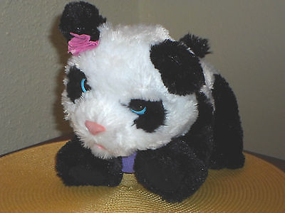 Fur Real Friends Pom Pom Baby Panda
