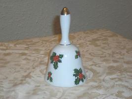 Lefton Christmas Dinner Bell - $9.89
