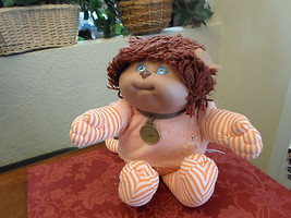 Vintage Cabbage Patch Koosas Plush Doll - 1983 - $14.99