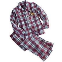 Disney Store Mickey Mouse & Pluto 2 Piece Pajama Set for Boys Sz 2T 3T 4T - $24.95+