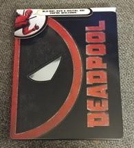 Deadpool Limited Edition Exclusive Best Buy Steelbook  [Blu-ray + DVD]