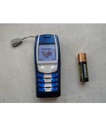 Nokia 6610i - Dark Blue (Unlocked) Cellular Phone - $14.15