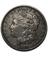 1890 MORGAN SILVER $1 DOLLAR Coin Lot# A 234 - $37.08