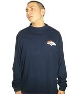 NFL Denver Broncos Men's Big & Tall Long Sleeve Turtle Neck - $19.95