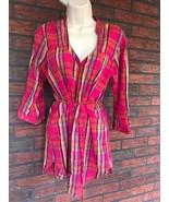 Anthropologie Medium Kimchi Blue Urban Outfitters Tunic Dress 3/4 Sleeve... - $14.85