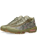 Nike Air Max 95 Floral Camo Olive Arctic Punch Pink AQ6385-200 Women's S... - $139.95