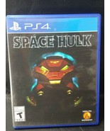 Space Hulk PS4 Game Brand NEW PlayStation 4 Warhammer 40,000 - $13.85