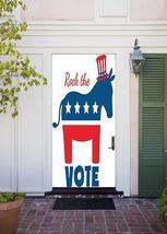 Rock the Vote Donkey Fabric Door Banner - $49.99+