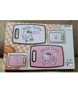 "HELLO KITTY CUTTING BOARD Brand New 12"" JAPAN IMPORT TOREBA GREAT QUALITY! - $34.99"