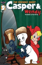 Casper And Wendy #1 3 Cover Set 04/18/2018 - $22.99