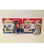 Beanie Babies Ty Plush Lefty Righty Set McDonalds Teenie Beanies - $9.40