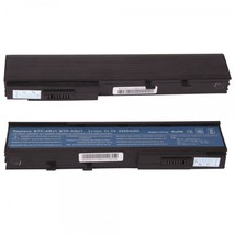 Replacement 6 Cell Laptop Battery for Acer TravelMate 2420 2440 2470 4320 4530 4 - $38.90