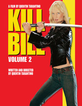 Kill Bill V02 (Blu Ray) (Ws/Eng/Fren/Span/Japan/Chine/Korean/5.1 Dol Dig)