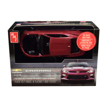 Skill 2 Model Kit 2016 Chevrolet Camaro SS 1/25 Scale Model by AMT AMT1020M - $29.77