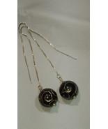 Sterling Silver Threader Earrings - $35.00