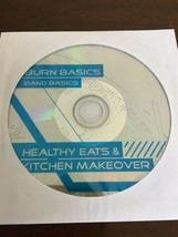 BEACHBODY CHALEAN EXTREME HEALTHY EATS & KITCHEN MAKEOVER REPLACEMENT DISC - $8.75