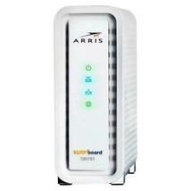 ARRIS SB6183 686 Mbps Cable Modem, White - 59243200300 - $65.22