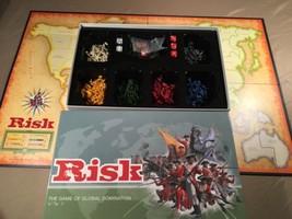 Risk 2003 Edition Board Game - $15.84