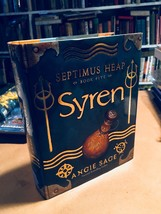 SYREN by Angie Sage. 1st in jacket. Fine. - $73.50
