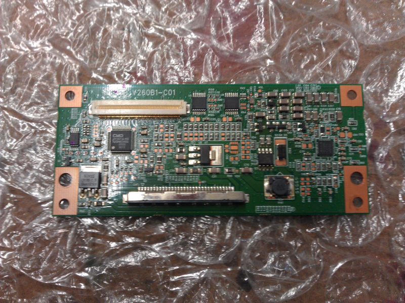 35-D013975 T Con Board From Samsung LNT2642HX/XAA LCD TV