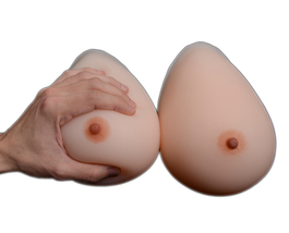 Envy natural feel realistic breast form b thumb200