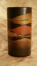 "Vintage Royal Haeger ""Earth Wrap"" Ceramic Vase - $24.75"