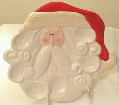 GANZ SANTA PLATTER*MINT CONDITION* - $14.85