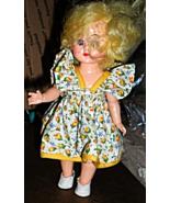 "Doll - Vintage 8"" 1950's - $20.00"