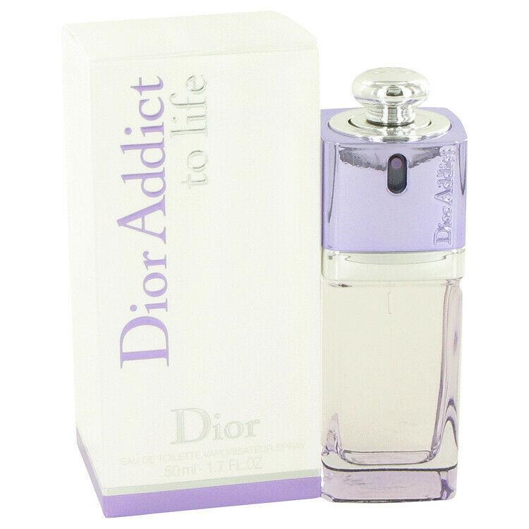 Aaaaaachristian dior addict to life 1.7 oz perfume