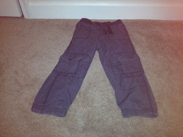 Old Navy Toddler Pants Sz 5T Lined Gray - $18.81