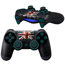 UK Flag design PS4 Controller Full Buttons skin  - $10.50