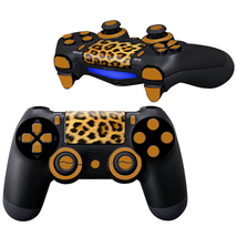 Leopard design PS4 Controller Full Buttons skin  - $10.50
