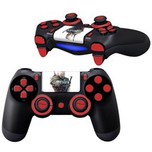 The Witcher Wild Hunt PS4 Controller Full Buttons skin  - $10.50