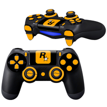 R Star design PS4 Controller Full Buttons skin  - $10.50